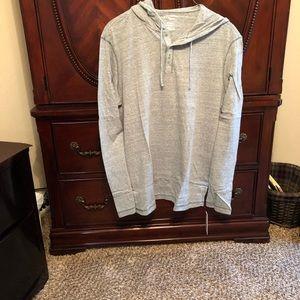 Xxl pullover hoodie shirt